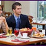 Организация и проведение деловых завтраков фото