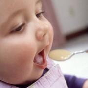 Молоко для детского питания фото