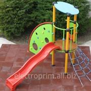 Комплексное детское сооружение модель КМ01 Игровые комплексы серии Космос фото