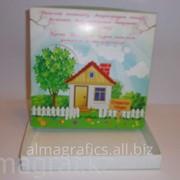 Коробка Алма Графикс с отдельной крышкой фото