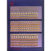 Цепочки серебряные и золотые на заказ фото