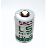 Батарейка 3,6V SAFT LS14250 фото
