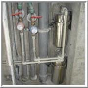 Установка счетчиков воды в Виннице фото