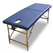 Складной массажный стол Руфина люкс фото