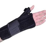 Бандаж ARMOR ARH5021 на лучезапястный сустав и большой палец фото