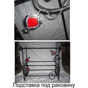 Подставка под раковину фото