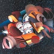 Шлифленты на бумажной и текстильной основе для станков и ручных машинок. фото