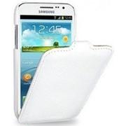 Чехол-флип HamelePhone для Samsung G355H Galaxy Core 2 Dual,белый фото