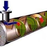 Очистка труб, Высококачественная очистка теплообменников энерго оборудования. фото