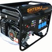 Бензогенератор Shtenli Pro 5500, 4,3 кВт фото