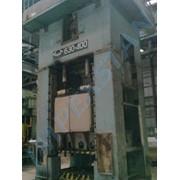 Пресс однокривошипный двойного действия закрытый КА5538 фото