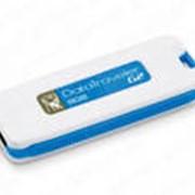 Накопитель Flash USB 1Gb Kingston Data Traveler Full Speed (белый) фото