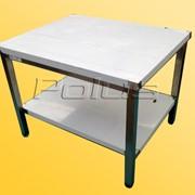 Стол производственный СПП Премиум без борта фото