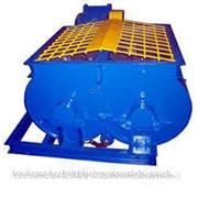 Двухвальный бетоносмеситель 750 литров фото