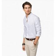 Рубашка мужская 43818715608 фото
