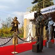 Живые статуи фото