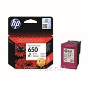 Картридж HP №650 для DJ 2515/3515 (CZ102AE) Color, код 45864 фото