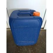 Канистра 30 литров б/у (Синяя) фото