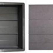 Форма для тротуарной плитки Плаза 600х300х50 фото