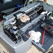 Ремонт и техническое обслуживание принтеров фото