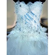 Пошив свадебной и вечерней одежды, декорирование и пошив одежды, Киев, ателье фото