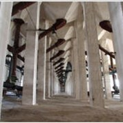 Цех грануляции лузги с емкостями для хранения гранул и пунктом отгрузки на ЖД Строительство сельскохозяйственных предприятий. фото