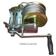 Лебедка ручная барабанная Euro-Lift WH12-15 фото