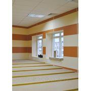 Декоративная негорючая панель ГВЛВ 2500*1200*13 фото