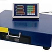 Весы коммерческие электронные беспроводные Умница ВТБ-150кг, со счетным устройством фото