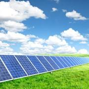 Солнечная фотоэлектрическая станция фото