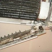 Чистка кондиционера с разборкой внутреннего блока (07-09) фото