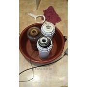 Замена картриджей фильтра для очистки воды фото