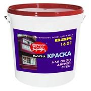 Краска ВАК®1601 для деревянных окон дверей стен , 7 кг. фото