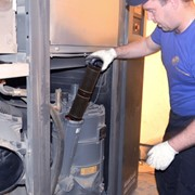 Сервисное обслуживание компрессоров. фото