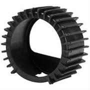 Кожух для манометра защитный Сварог 50 мм черный фото