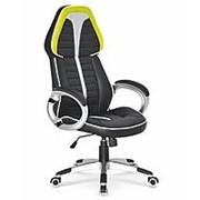 Кресло компьютерное Halmar SIGNET (черный/серый) фото