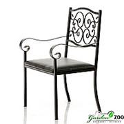 Кресло кованое 303-32 фото