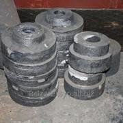 Чугунные болванки, заготовки из серого чугуна от БЦЛЗ фото