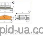 Фреза для изготовления Блок-хауса 160х40х92х4 ИН.25.160.40.92 фото