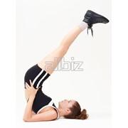 Занятия фитнес йога фото