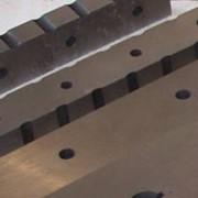 Ножи гильотинные фото