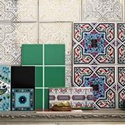 Керамическая плитка Arabesque фото