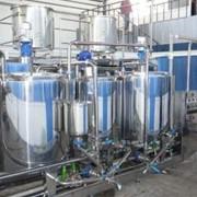 Линия производства маргарина, маргариновых и аналогичных пищевых эмульсий марки СВВ-1,25 М фото