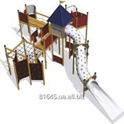 Детские площадки HAGS от 5 до 12 лет Uniplay Nirra фото