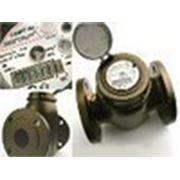 Счетчик воды универсальный СВМТ-50 (фланц. Ду50мм, турбин., раб. темп. +5 до +90°С, давл. до 10бар)