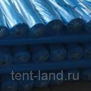 """Тент """"Тарпаулин"""", полотно 4х25, 180 г/м2, синий фото"""