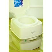 Туалет для дачи Порта Потти 165L фото