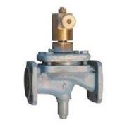 Клапан запорный электромагнитный 15кч888р СВМ фото