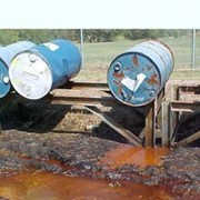 Утилизация отработанных отходов смесей и эмульсий, Отходы лакокрасочных средств фото