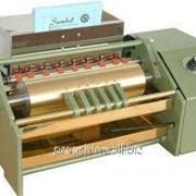 Клеемазательная машина CORONA с автоматической подачей (Германия) фото